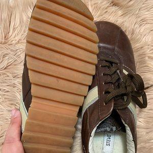 Steve Madden Shoes - Steve Madden | Brown Tan Remie Fashion Sneaker - 9